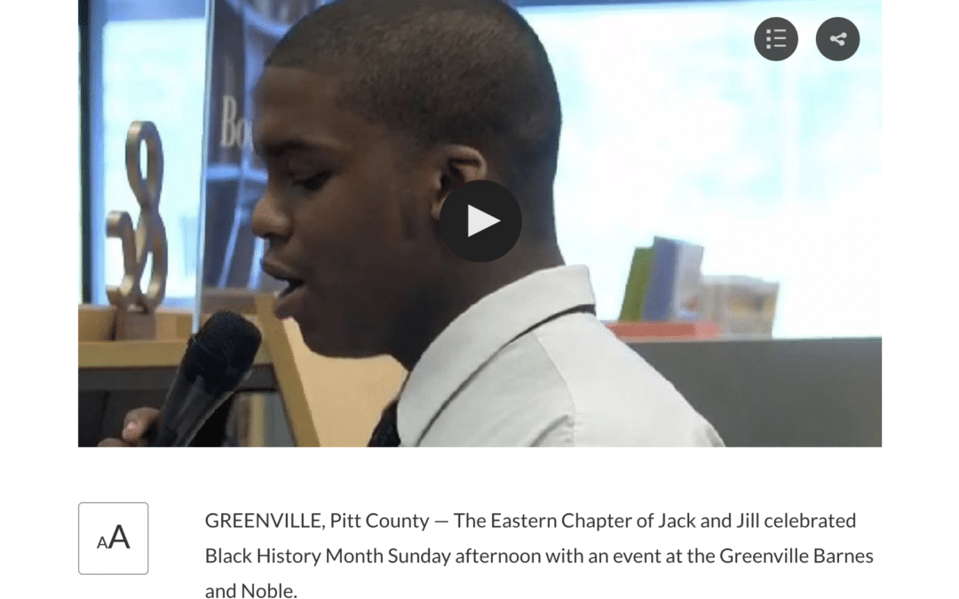 Local Organization Holds Literacy Event, Encourages Youth – WCTI
