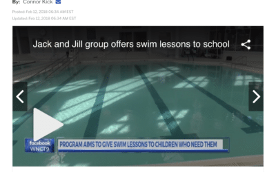 Jack and Jill group offers swim lessons to school – WNCT